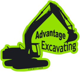 Large advantage excavating