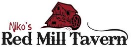 Large red mill tavern
