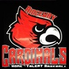 Large ridgeway cardinals