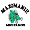 Large mazomanie mustangs