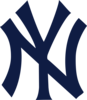 Large yankees logo