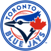 Large toronto blue jays logo