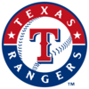 Large texas rangers logo