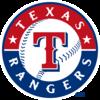 Large texas rangers logo