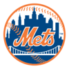 Large new york mets logo