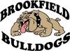 Large extra large bulldogs logo