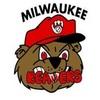 Large extra large milwaukee beavers