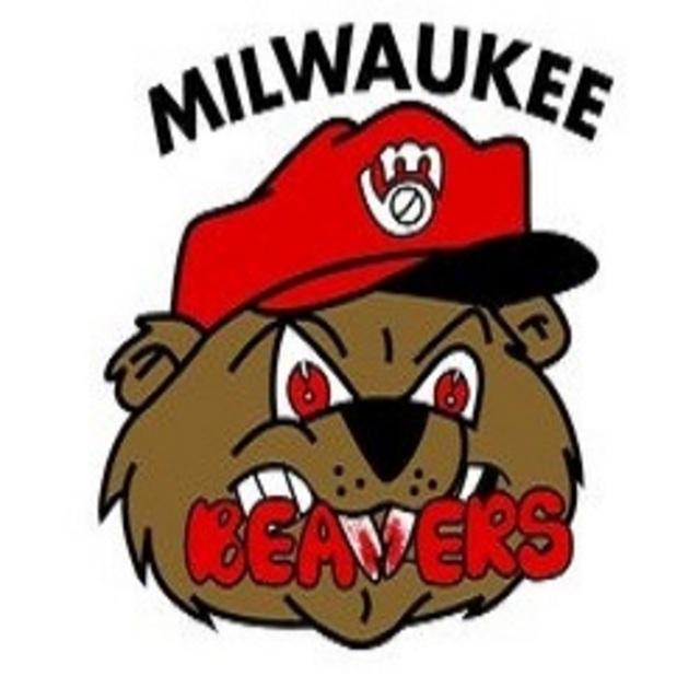 Original extra large milwaukee beavers