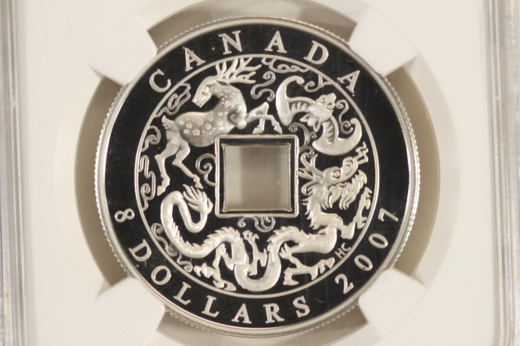 BIDALOT COIN AUCTION ONLINE MONDAY APRIL 10TH AT 6:30 PM CST