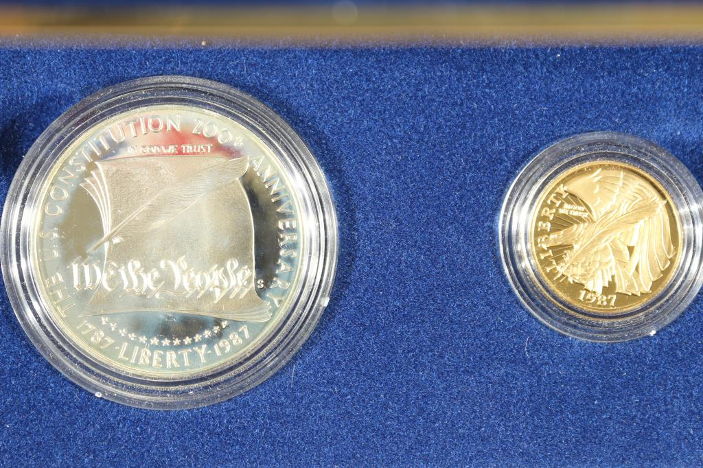 BIDALOT COIN AUCTION ONLINE MONDAY JULY 31ST AT 6:30 PM CST.