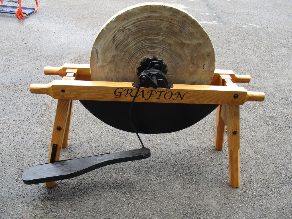 Grafton Grinding Stone
