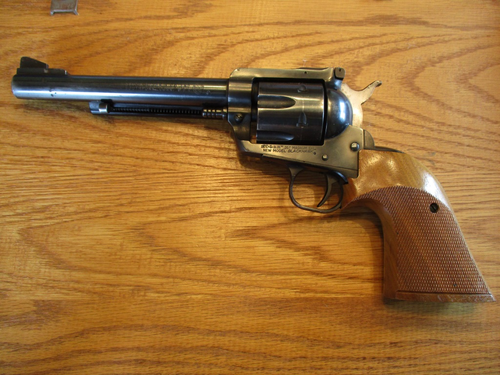 Blackhawk 357