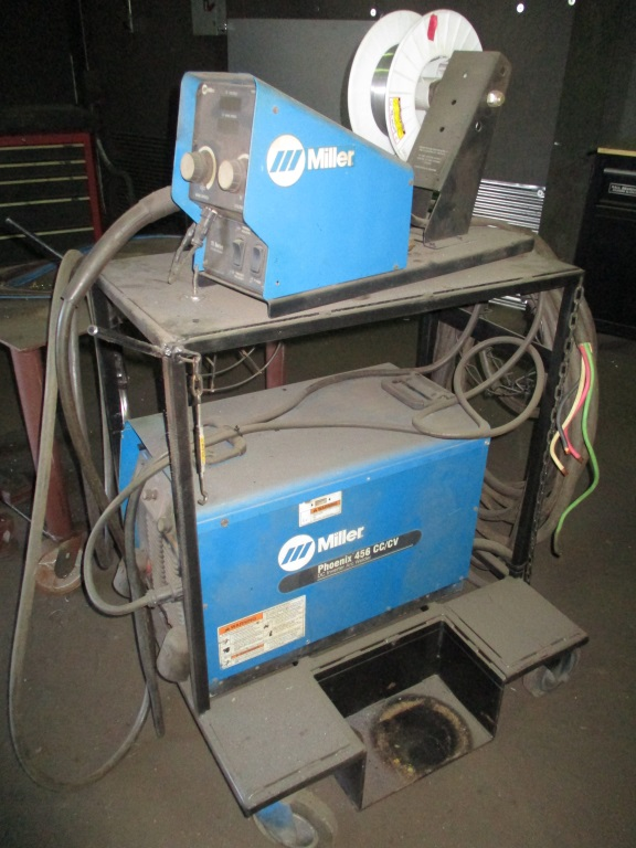 Welding Shop Auction