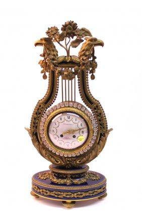 Paul Sormani Paris Mantel Clock