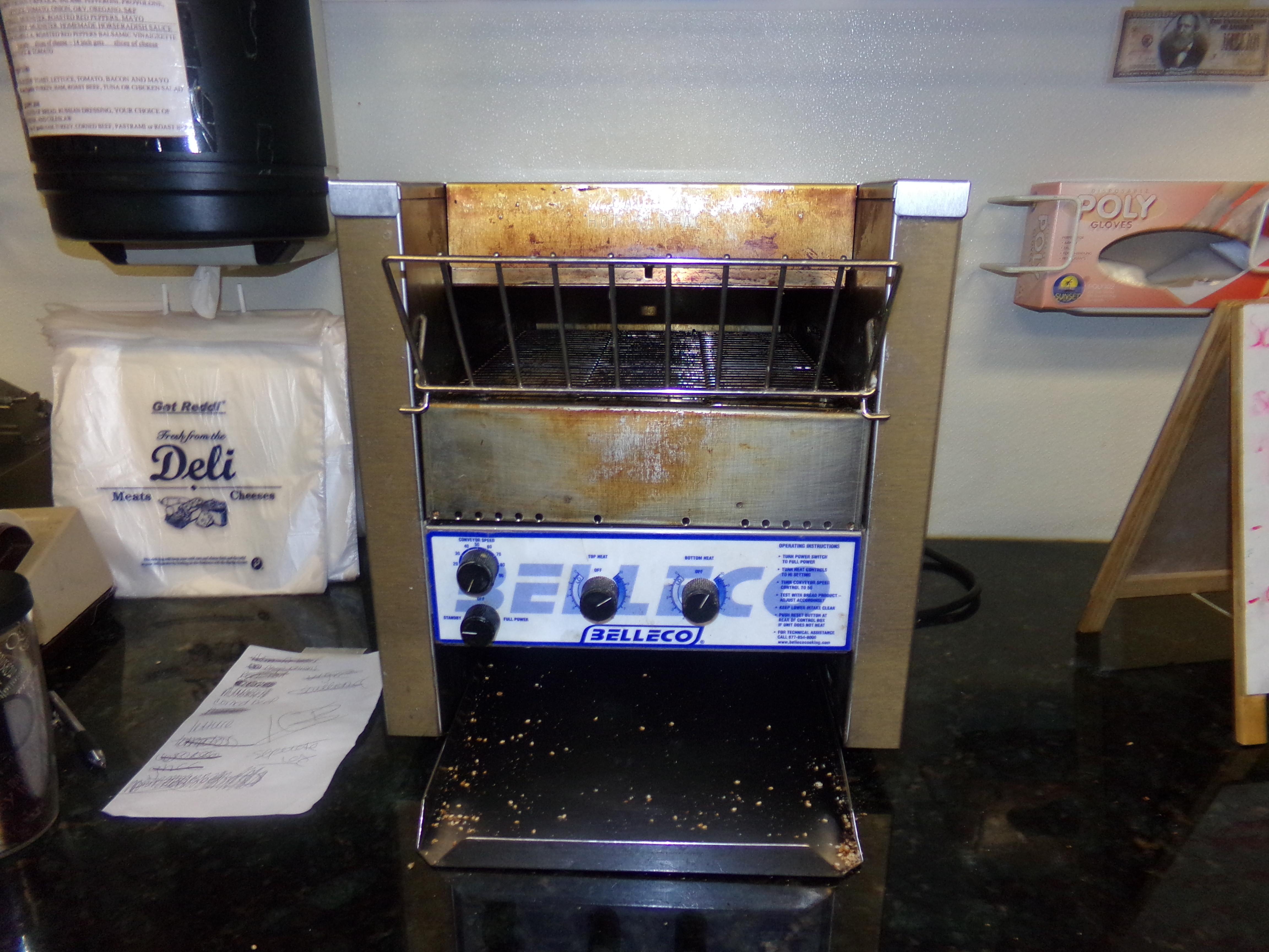 notice camera belleco portland pa bagel of liquidation kodak auction portlandpa digital short deli still toaster