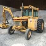 Ford-6610-tiger-mower