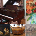 Old Fashion Country Auction ~ Something For Everyone!!