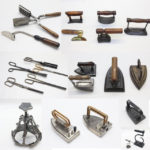 On-Line ONLY Auction:   Part II – Mary Balestri Iron Auction
