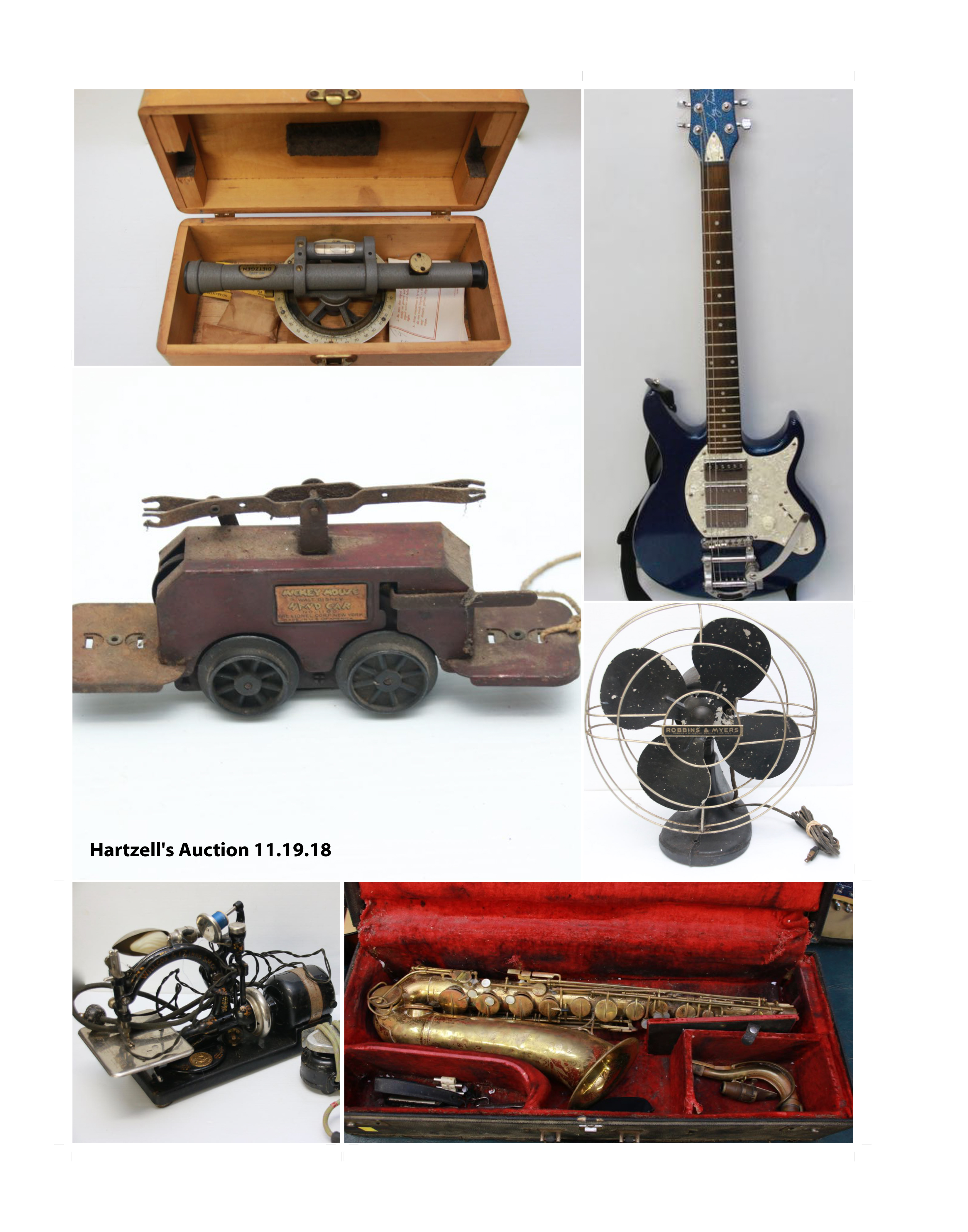Antiques, Collectibles, Quality Furniture & Box Lots