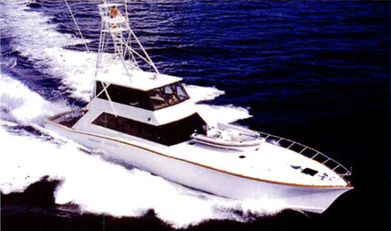 "1992 Sport Fishing Vessel ""One More Time""  
