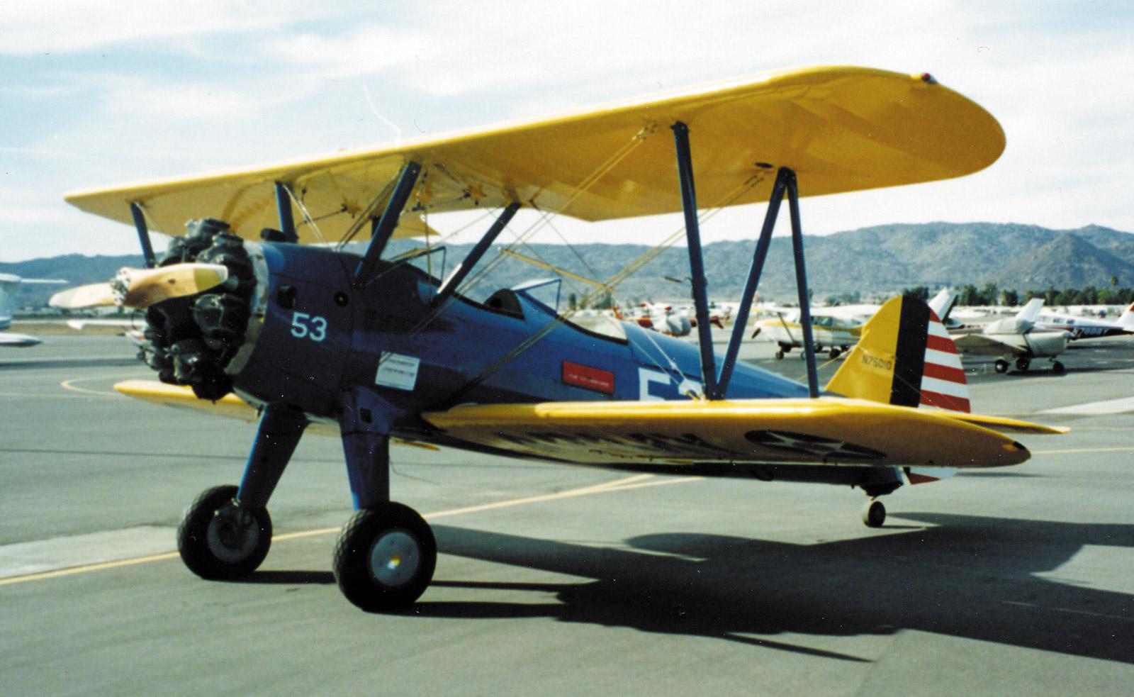 1941 Boeing Stearman
