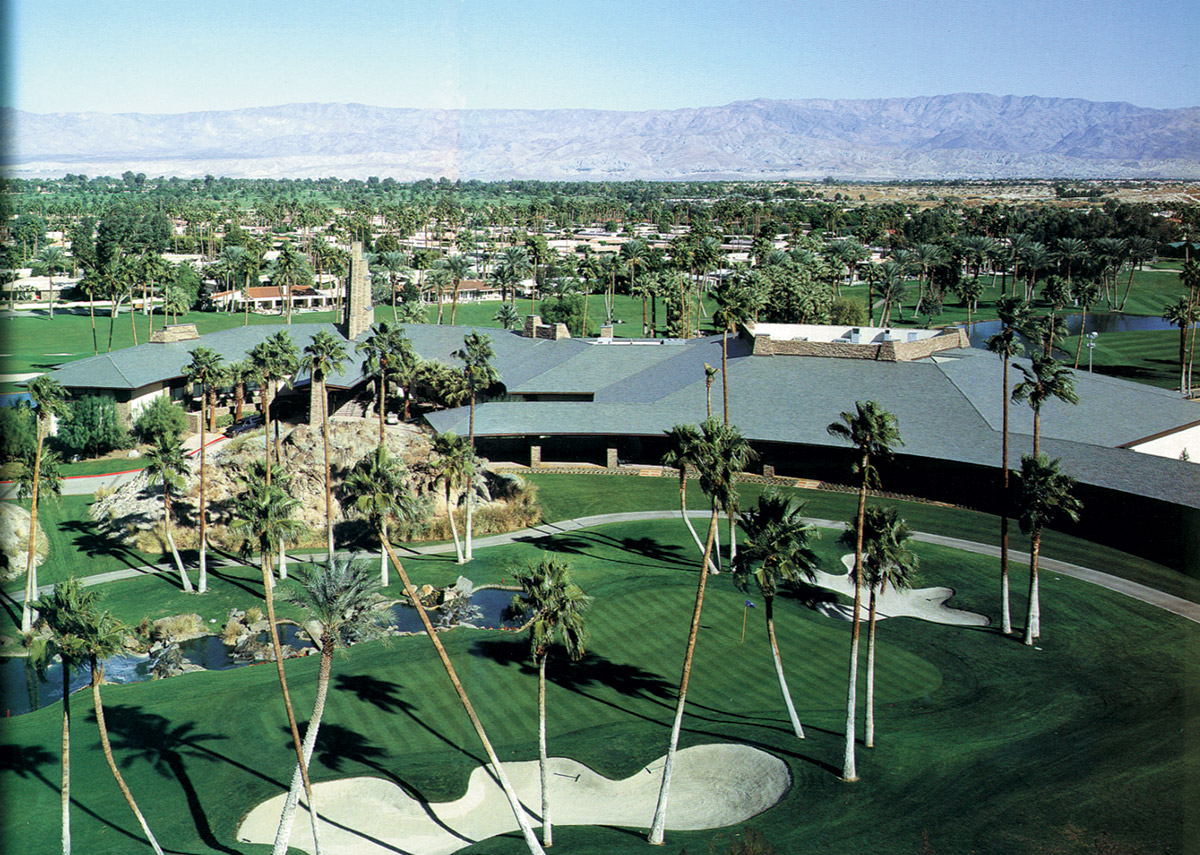 Indian Wells Country Club & Golf Course, Indian Wells, CA