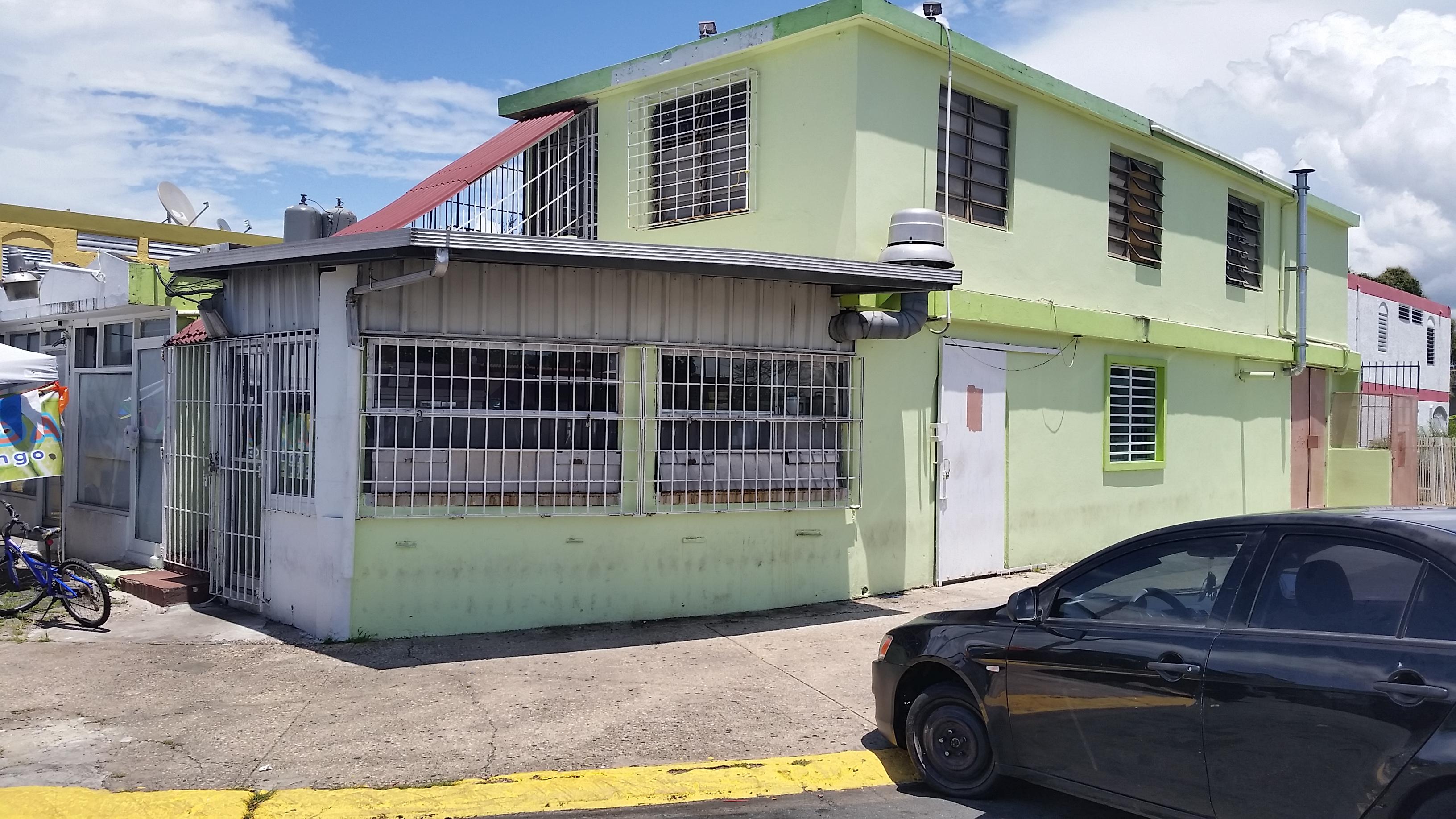 US Treasury Multi-Use Building In Toa Baja, PR (Calle Amalia Paoli) Online Auction