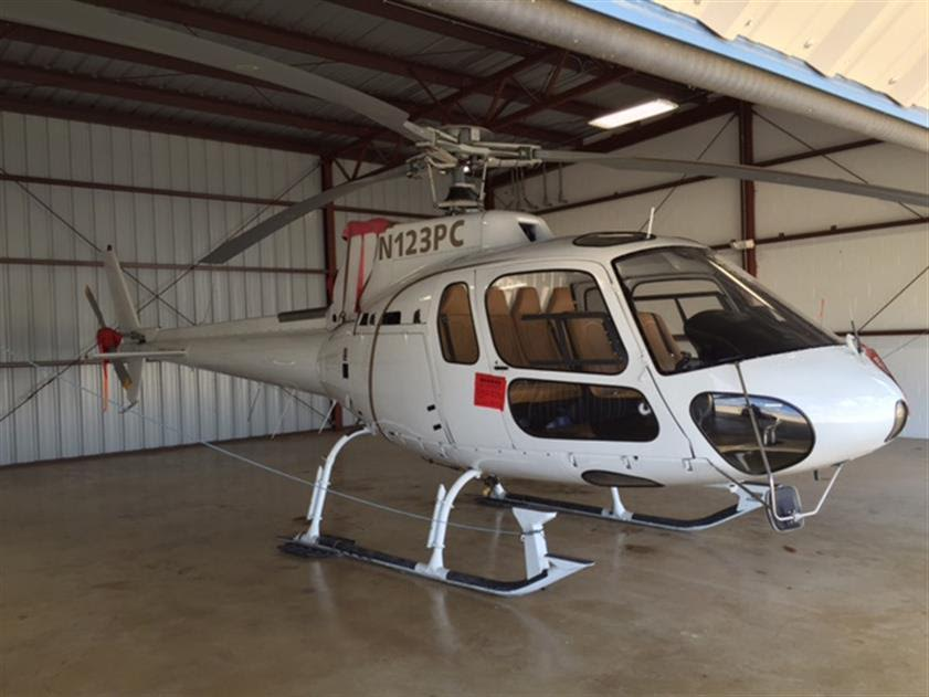 US Treasury Helicopter Online Auction