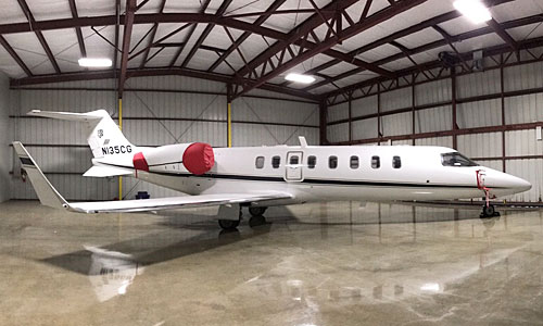2008 Learjet 45XR Public Preview With Private Written Offering
