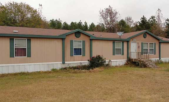 Online Auction: Mobile Home In Texarkana, AR