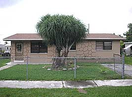 Live Auction: Single Family Home In Florida City, FL
