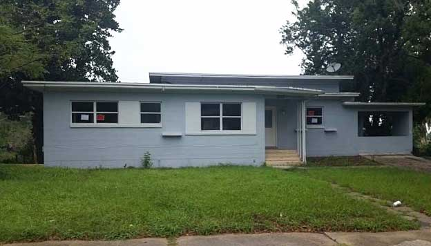 Online Auction: Single Family Home In Jacksonville, FL