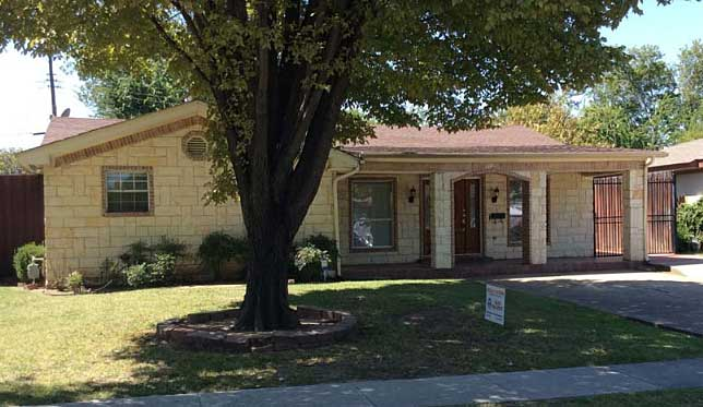 Live Auction: Single Family Home In Irving, TX