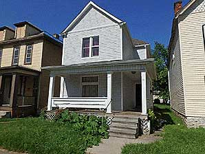 Live Auction: Single Family Home In Columbus, OH