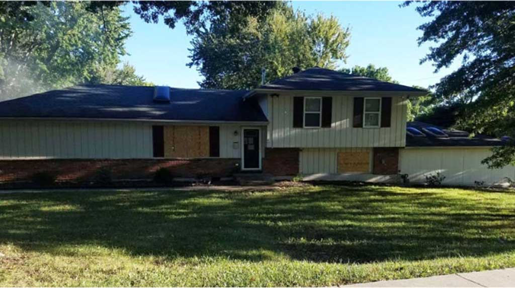 Online Auction: Single Family Home In Kansas City, MO