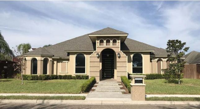 Live Auction: Single Family Home In Pharr, TX