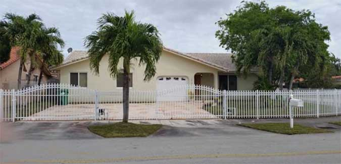 Live Auction: Single Family Home In Miami, FL