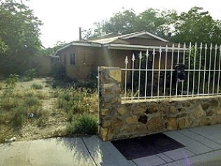 Online Auction: Single Family Home In Albuquerque, NM