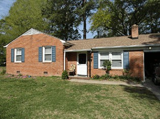 Live Auction: Single Family Home In Newport News, VA