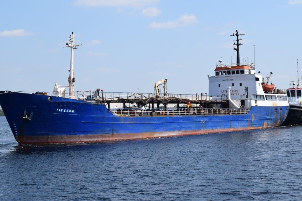 U.S. Treasury Oil Tanker & Diesel Fuel Cargo Online Auction (June 20-27)