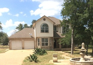 Live Auction: Single Family Home In Cedar Creek, TX