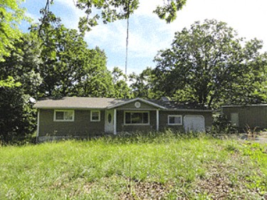 Online Auction: Single Family Home In Eldridge, MO