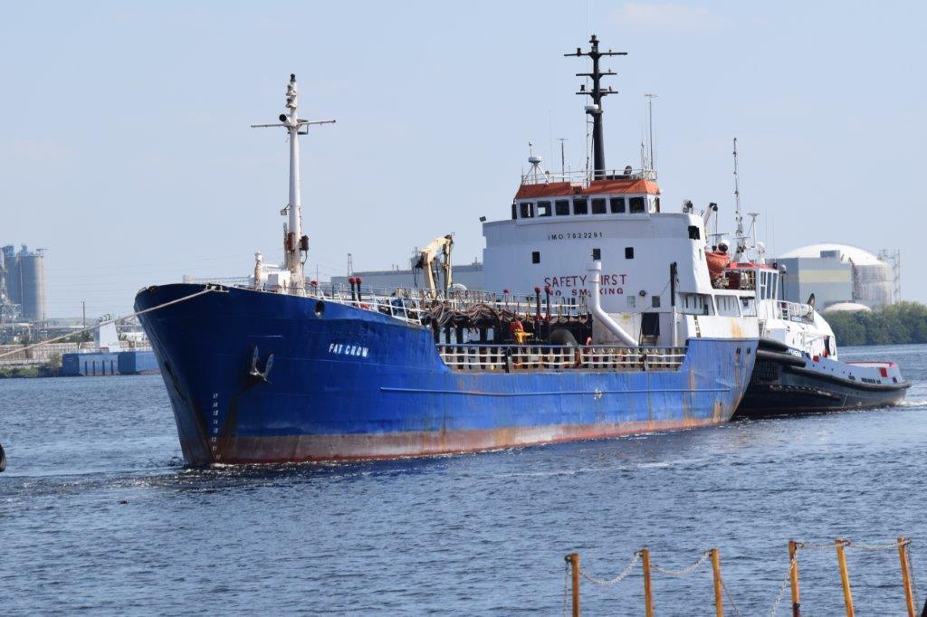 U.S. Treasury Oil Tanker & Diesel Fuel Cargo Online Auction (June 20-July 6) – CLOSING DATE EXTENDED