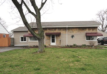Online Auction: Single Family Home (5041 Dinsmore Road) In Dayton, OH