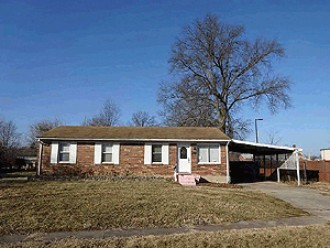 Live Auction: Single Family Home (2008 Bartholomew Drive) In Louisville, KY