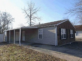 Live Auction: Single Family Home (4920 Garden Green Way) In Louisville, KY