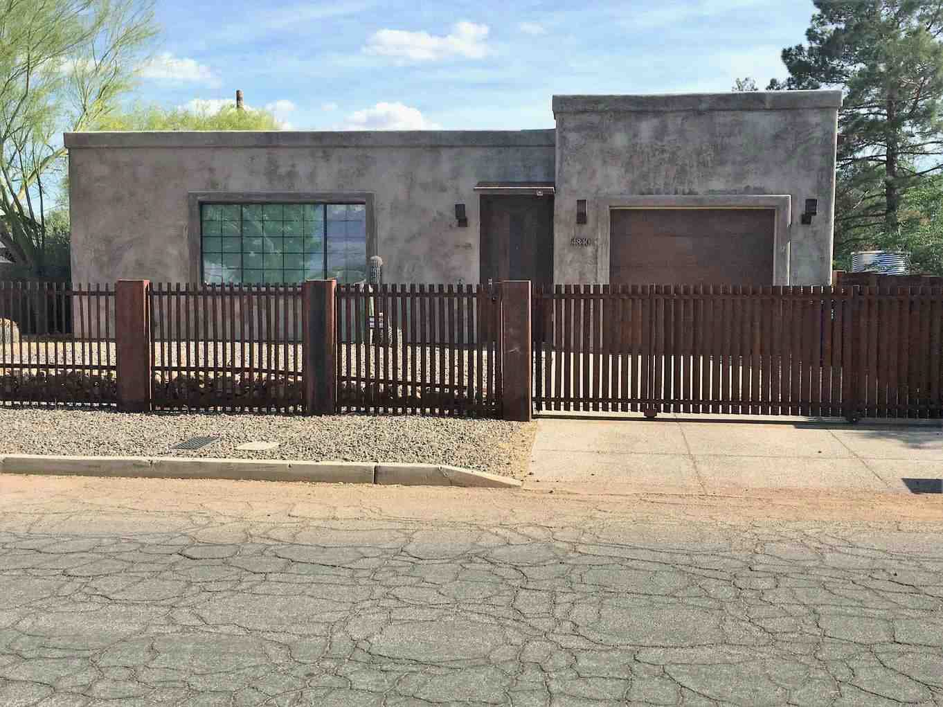 Live Auction: Single Family Home (4840 E. 1st Street) In Tucson, AZ