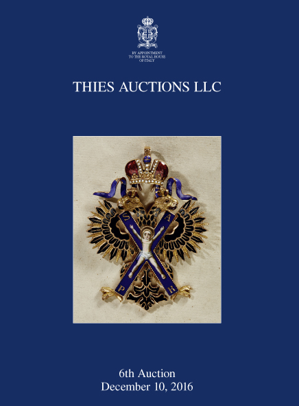Auction 06 – Winter Auction Featuring Pieces From The John P. Atwood Allach Collection