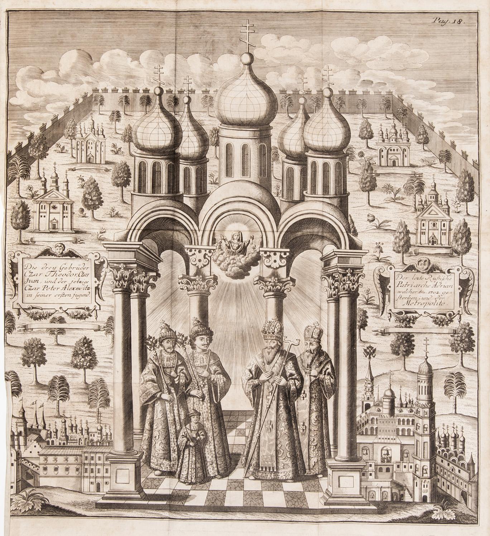 WEBER, Friedrich Christian. Das Veranderte Russland