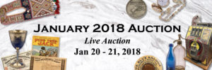 January 2018 Auction